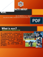 Important Facts About Nsrc
