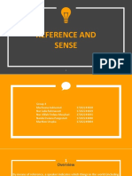 Group 4 _ Reference and Sense