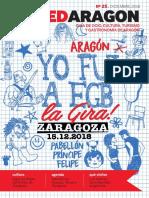 Revista RedAragon 25. Diciembre 2018
