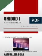 UNIDAD I-riesgos electricos.PPTX