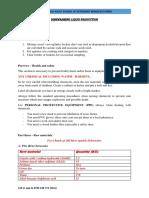 Detergent Production formulas