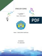 Tugas Bing Song Lucky