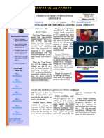 Should the u.s. Embargo Against Cuba Remain