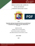 Zoraida Nicolasa Ramos Pineda