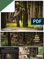 Head Bike Catalog 2019