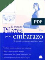 Pilates en El Embarazo