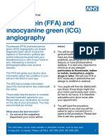 4. Fluorescein and Indocyanine Green (ICG) Angiography