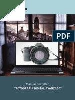 Fotografía digital avanzada