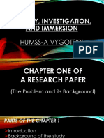 Practical Research Chapter 1
