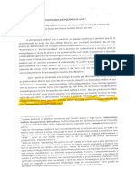FASSIN, D. Os Sentidos Da Saúde. Antropologia Das Políticas de Vida