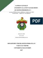 """General Arrangement Teknik Sistem Perkapalan Unhas """"Israldi Yamin"""""""