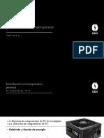Clase 3 - Eleccion de Componentes Del Pc de Reemplazo