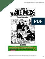 Komiku.co One Piece Chapter 961