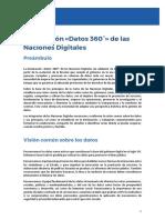Declaración Montevideo Español