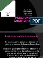 POSICIONES ANATOMICAS 3