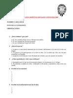 Examen Inicial Cate