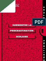 Guide Procrastination