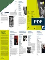 Flyer Musik Der Zeit 100