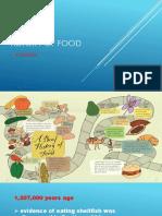 INTECU History of Food
