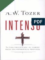 A.W. Tozer - Intenso