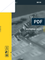 Aprilia SR 50 Factory New Workshop Manual