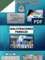 Aglutinaciones Febriles Nuevo