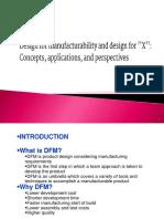 Dfa & Dfx Unit 1 Dfm 1.11.2017 New