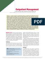 Epistaxis Outpatient Management