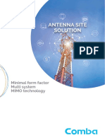 Antenna Site Solution
