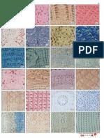 Tejido Crochet Puntos