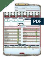 Daniel Cath - Program Sheet