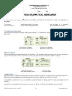 Referencia Gramatical Abreviada (Inglés Secundaria)