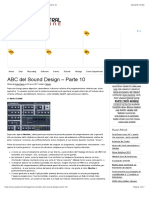 Audio Central Magazine » ABC Del Sound Design – Parte 10