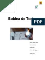 Bobina Tesla - CatalinaLizama_MaríaJoséBarrios_AnabellaPeña