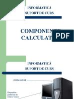 Componente Calculator