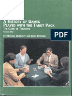 A History of Games Played With the Tarot Pack