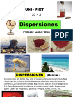 Dispersiones