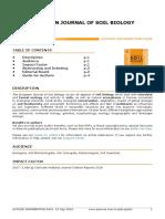 Journal of biologhy