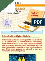 Cyber safety PDF