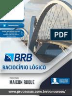 Maicon Roque Raciocínio Lógico (eBook Brb)