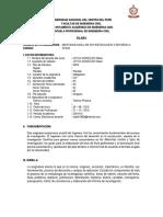 Silabo de Metodologia de La Investigacion- 2019-II