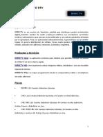 Procedimiento Directv