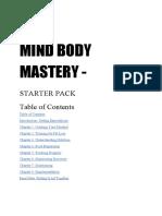 Mind Body Mastery  Starter Pack.pdf