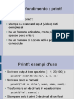 PrintfScanf