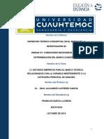 2.1 Estudios Empíricos Para El Marco Teórico_Actividad_García_Franklin