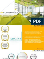 Flipspaces Company Profile