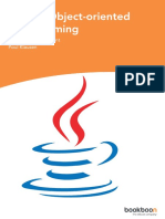 Java 3_ Object-Oriented Programming