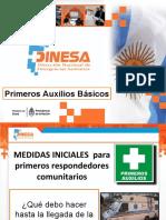 - PPT Capacitacion Primeros Auxilios p Comunidad