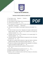 Encuesta AUC