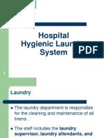 Hospital Hygienic Laundry System